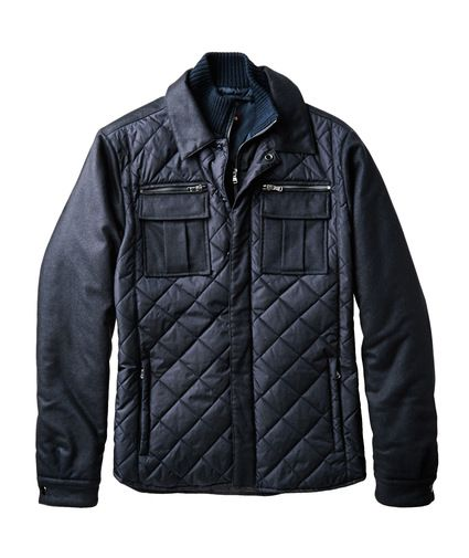 Michael Kors Quilted Jacket Coats Harry Rosen M E N