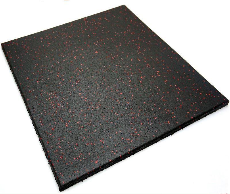 Durable Rubber Granules Flooring Tile For Gym Floors Pinterest