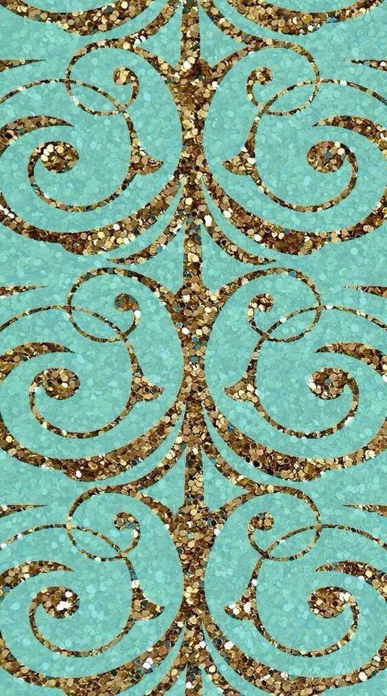Pin von tiffany johnson auf graphics pinterest for Tapete orientalisch blau
