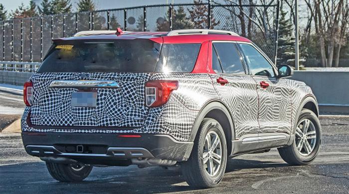 2020 Ford Explorer Release Date And Price Dengan Gambar
