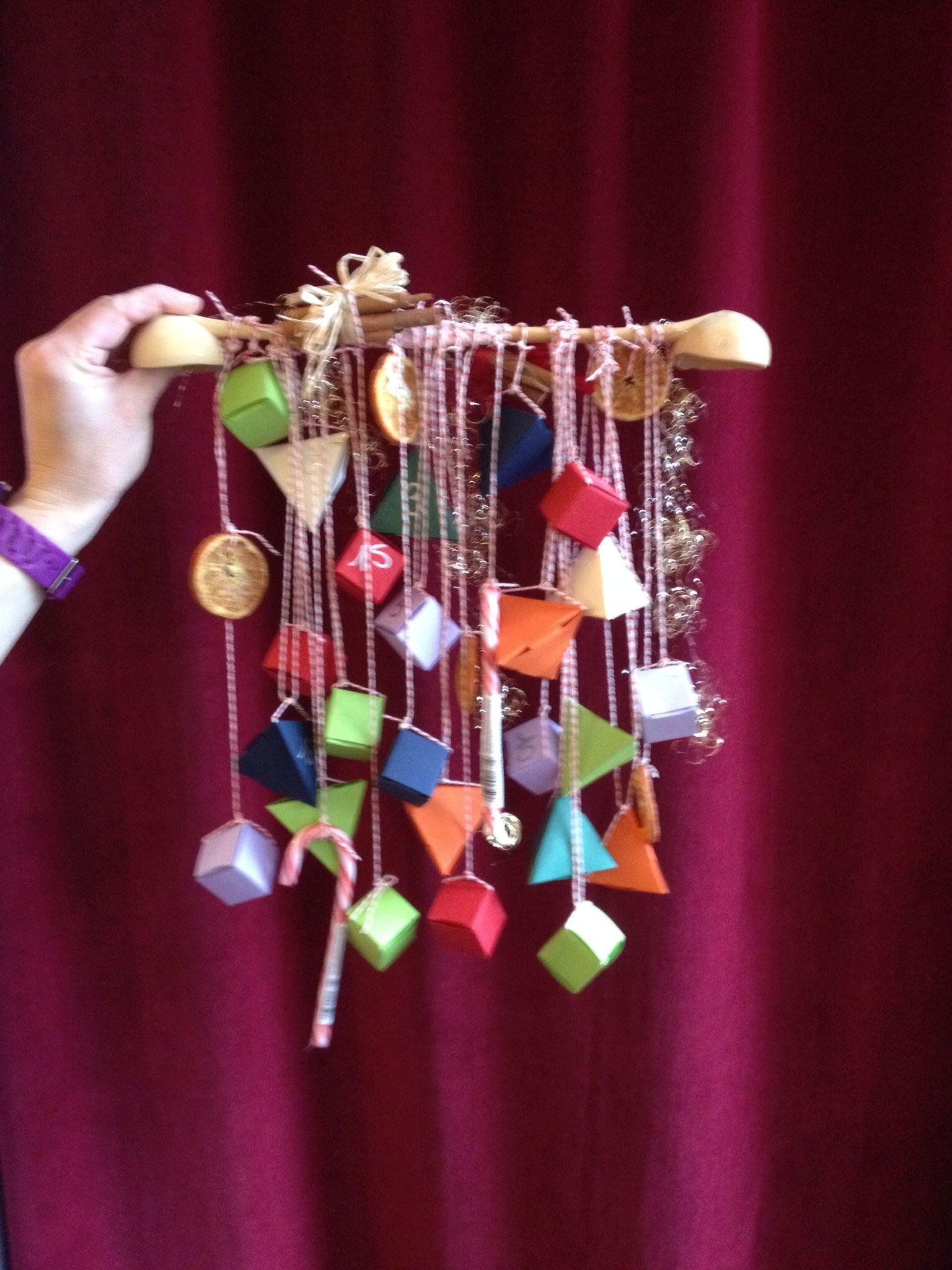 Gewürz Weihnachtskalender.Gewürz Adventskalender Dekoration Dekoration Adventskalender