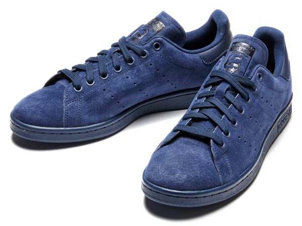 adidas Originals STAN SMITH [NIGHT INDIGO / CORE BLACK] S75107