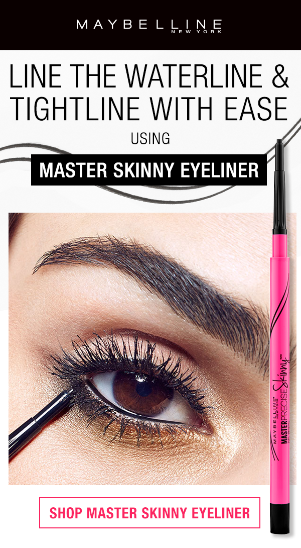 The Perfect Eyeliner For Lining The Waterline And