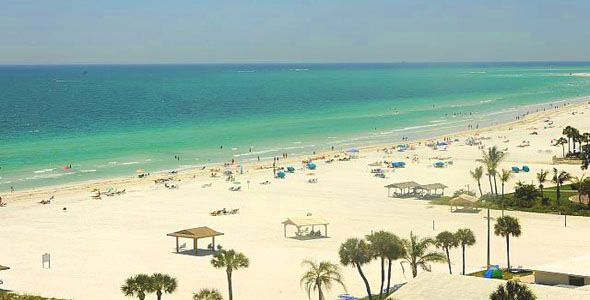 Siesta Key In Fl One Of Our Top Beaches The World Http