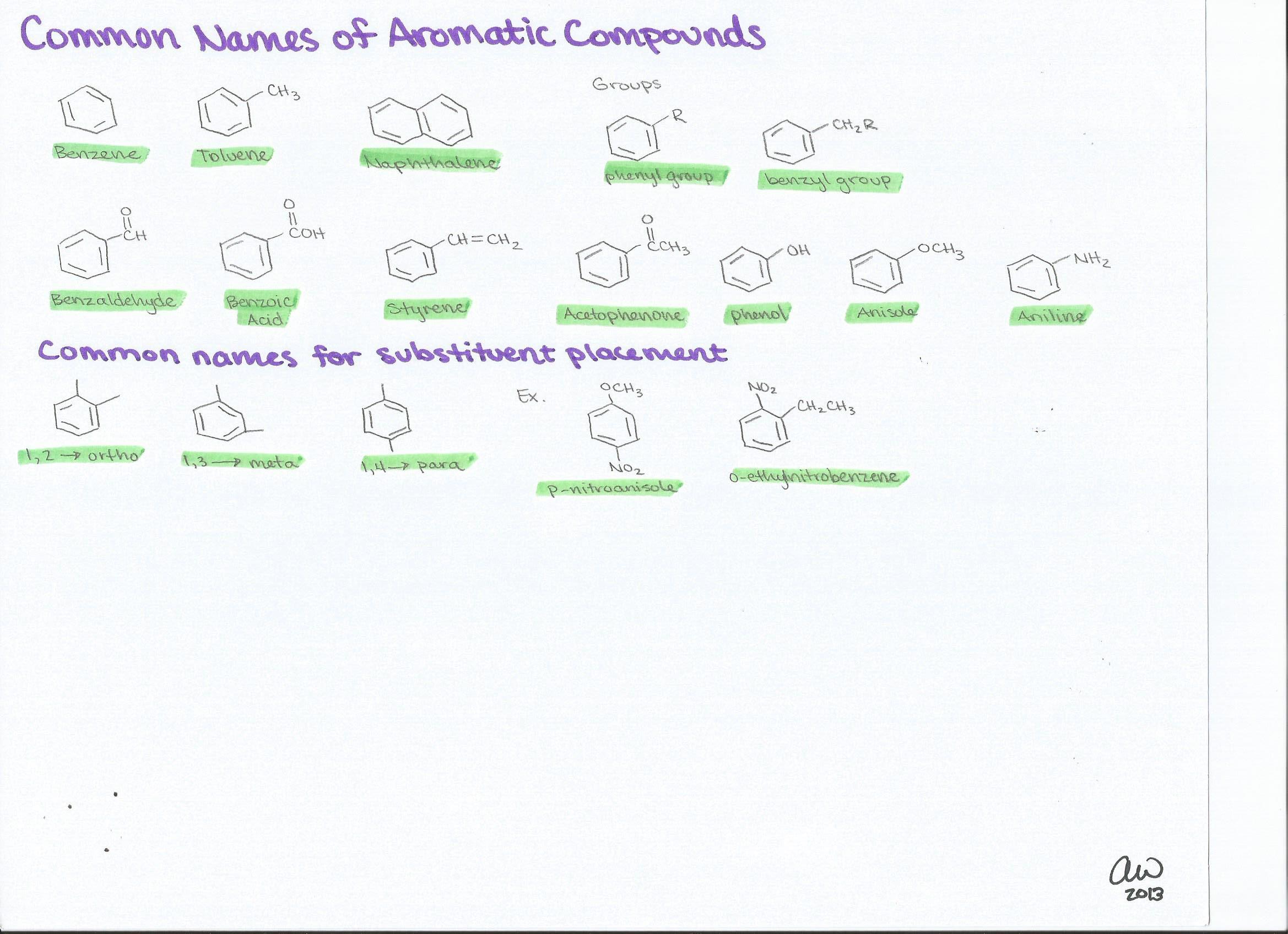 Organic Chemistry I Study Guides Organic Chemistry Chemistry Chemistry Notes