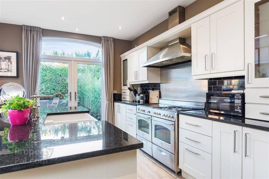 classic white kitchen Budget kitchen remodel, Outdoor