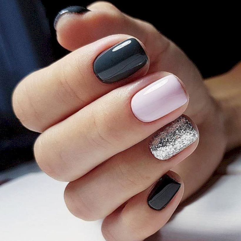 Outstanding Classy Winter Nails Art Design Ideas 30 101outfit Com Accent Nail Designs Classy Nail Designs Classy Nails