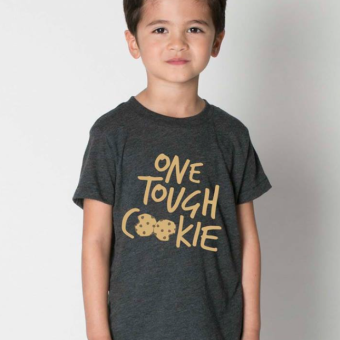 One Tough Cookie Mock Up