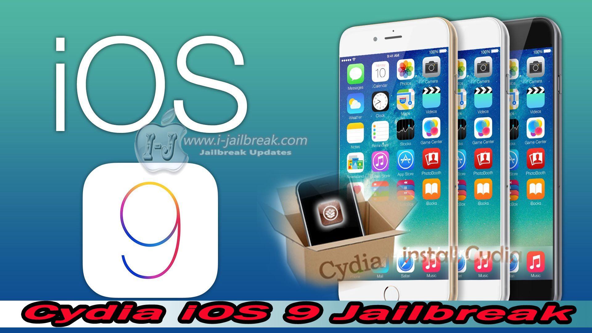 Cydia iOS 9 Jailbreak New ios, Ipod touch, Iphone