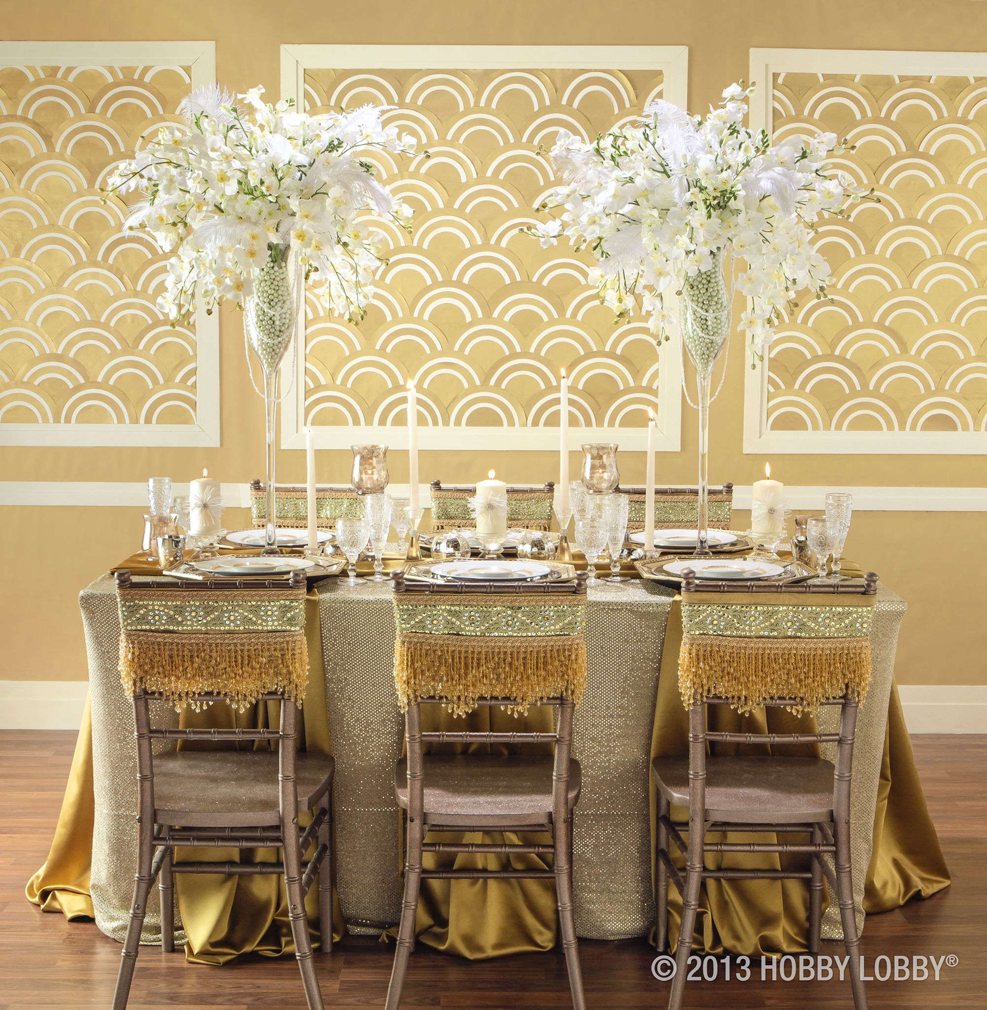 1920s Vintage Wedding Ideas: Luxury, Refinement And Style, That's What The 1920s Were
