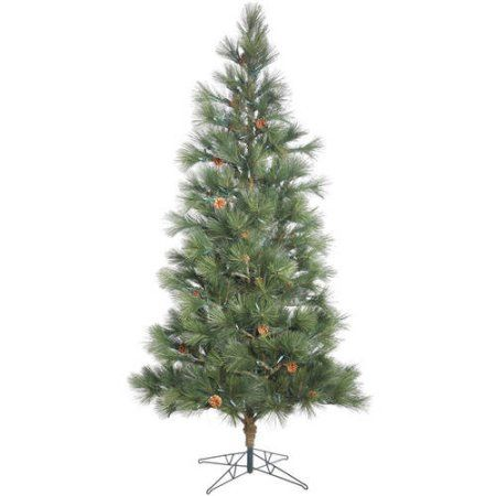 Vickerman 6\u0027 Redmond Spruce Artificial Christmas Tree, Unlit, Green