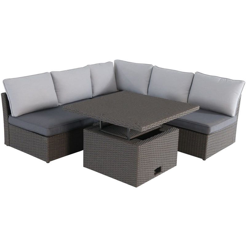 Salon de jardin AMNESIA en 2019 | SOLDES | Outdoor sectional ...