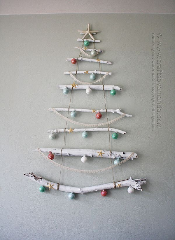 Diy Christmas Tree Wall Christmas Tree Wood Christmas Tree Alternative Christmas Tree