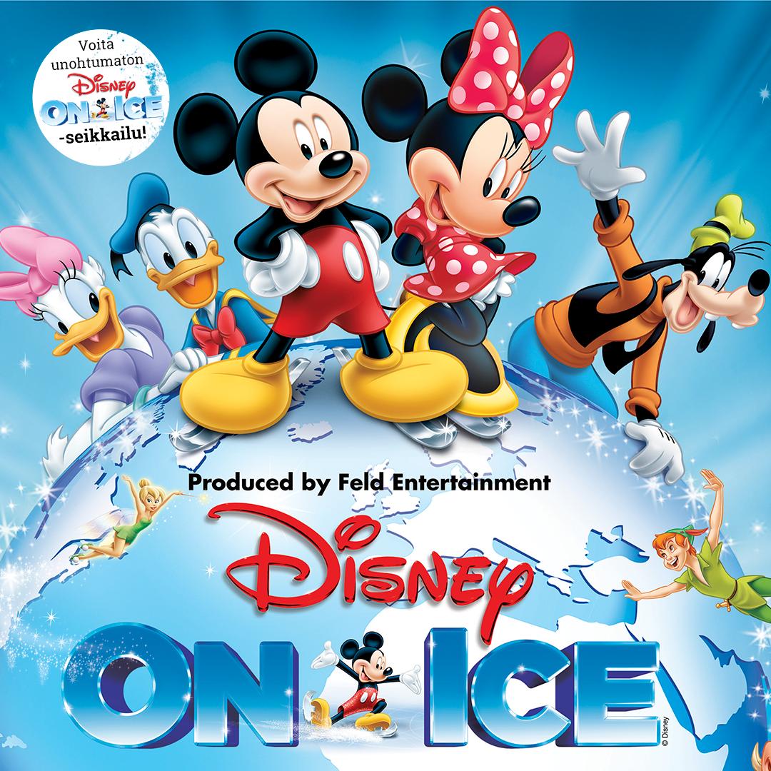 Disney On Ice -kilpailu - Voita VIP-perheliput ja hotellimajoitus! Lue lisää ja osallistu kilpailuun: https://secure.emp.fi/com_3022_participate/?wt_mc=sm.pin.fp.disney-on-ice-kilpailu.05012016  (Kilpailu päättyy 20.1.2016)