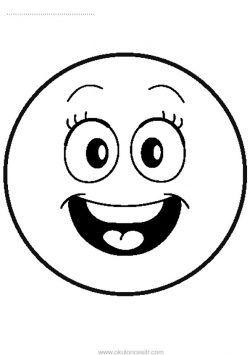 Mutlu Duygu Kavrami Calisma Sayfasi Free Happy Worksheets