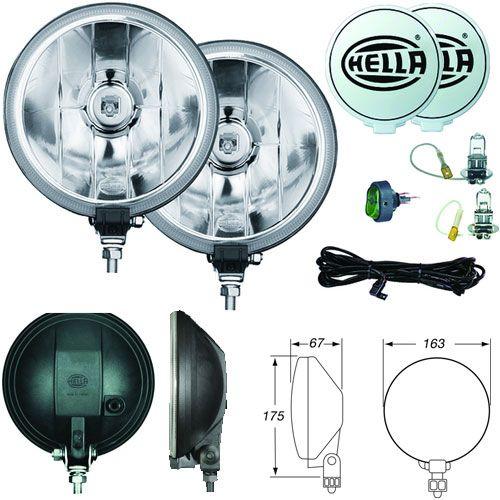Hella Ff500 Driving Light Kit Price 93 95 Truck Accessories Mini Cooper Hella 500