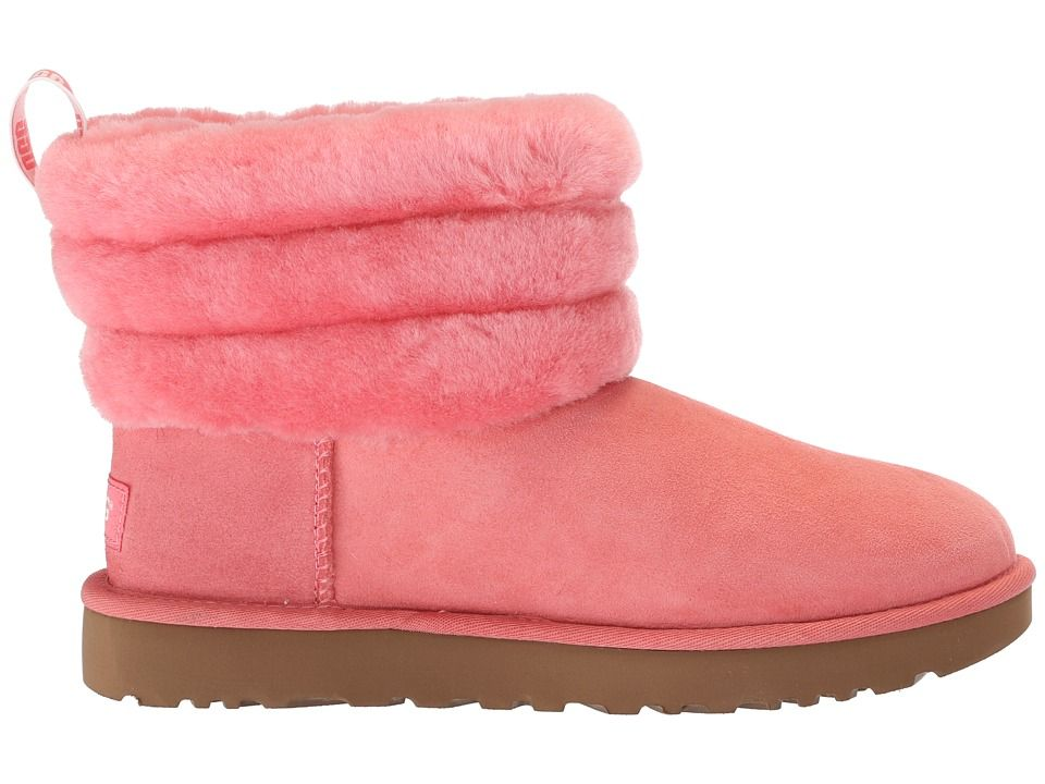f8df4f17813 UGG Fluff Mini Quilted Women s Pull-on Boots Lantana