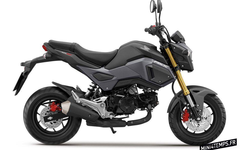 Le nouveau Honda MSX 125 sortira au printemps 2016
