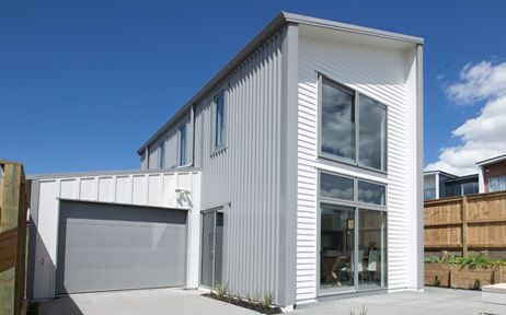 New Zealand Combats McMansions with Small Home Test Lab | Small ...
