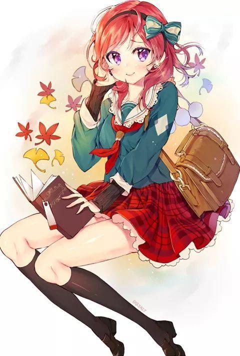 Image manga fille cheveux rose 16 manga pinterest - Fille manga image ...