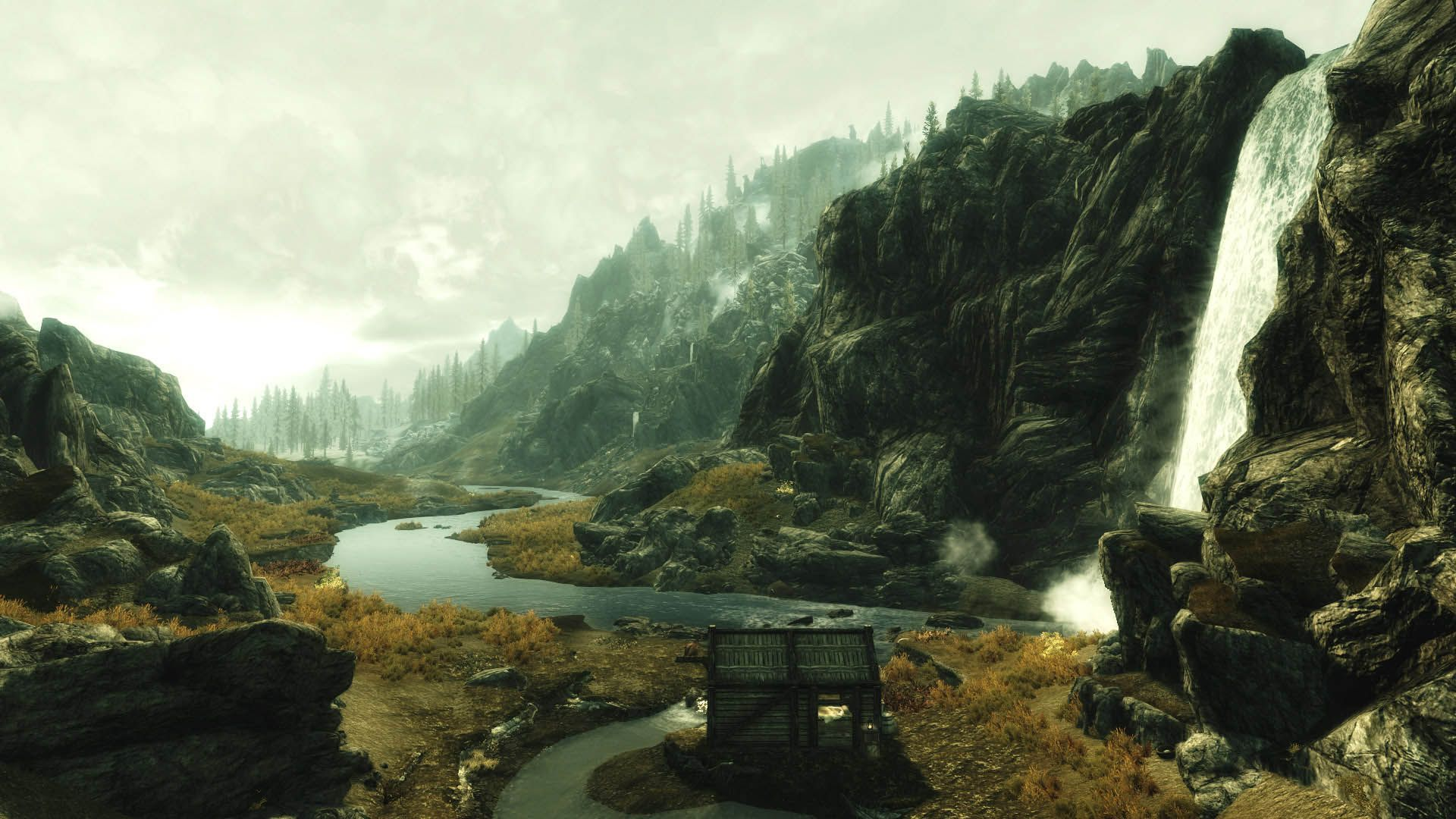 Ultra HD K Skyrim Wallpapers HD Desktop Backgrounds x HD
