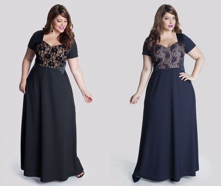 106de4df870 vestidos-fiesta-tallas-grandes Vestidos Fiesta Tallas Grandes