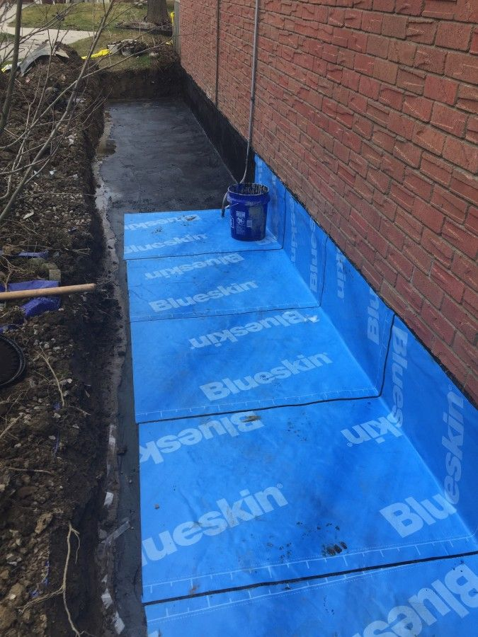 We Are One Of The Top Waterproofing Companies In Toronto That Provides  Complete Basement Waterproofing U0026 Drain Services.