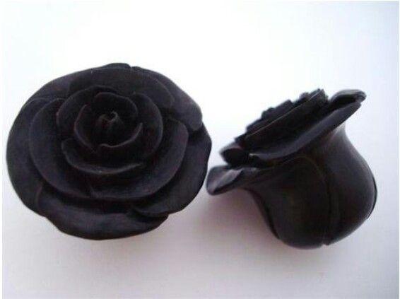 alargador flor piercings and other life goals pinterest. Black Bedroom Furniture Sets. Home Design Ideas