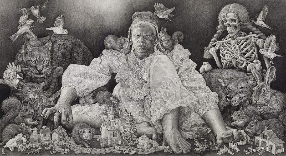 Teos: Stiina Saaristo, The Last Man Standing | Taiteilijoiden Kalevala
