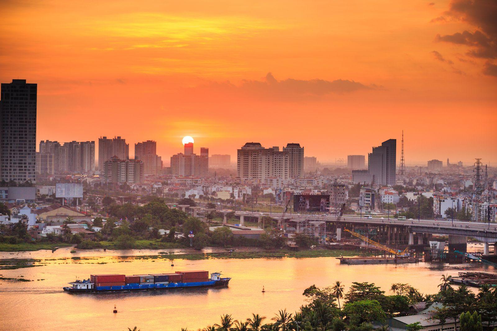 Ho Chi Minh City office rents set to soar