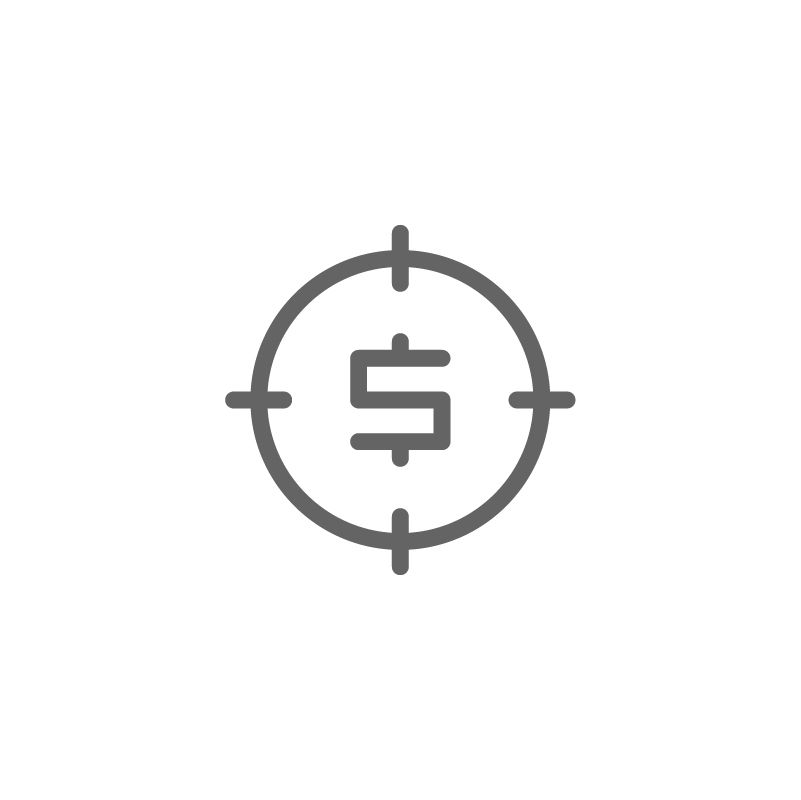 Goal Money Profit Target Icon Download On Iconfinder Easy Drawings Target Icon