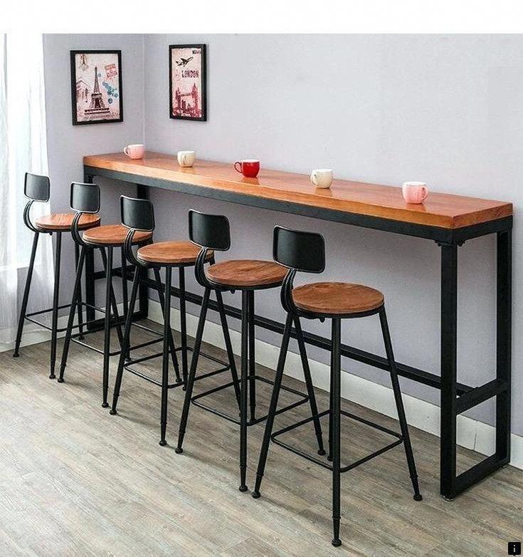 High Top Bar Table Bar Height Dining Table Pub Table Pub Height Table Cafe Tables Kitchen Table Settings In 2020 High Top Bar Table Bar Table Sets High Top Tables