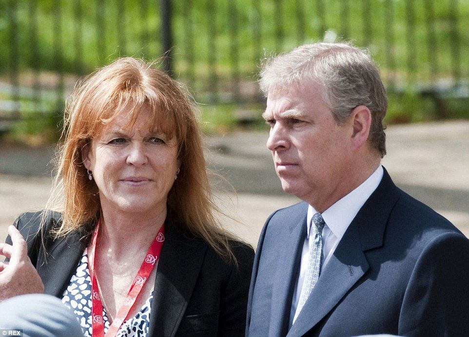 Prince Andrew's £15million former home pulled down