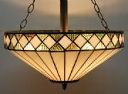 Plafoniere Tiffany : Almeria tiffany wall light in lighting
