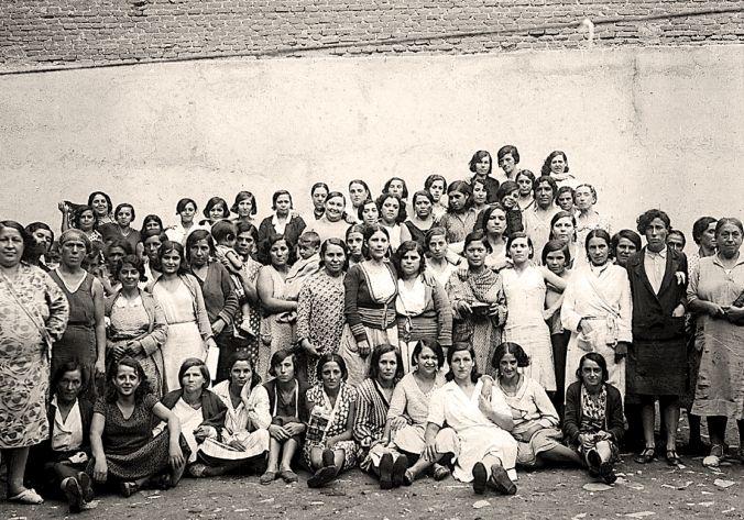 Búscame en el ciclo de la vida: La vida en la cárcel de mujeres