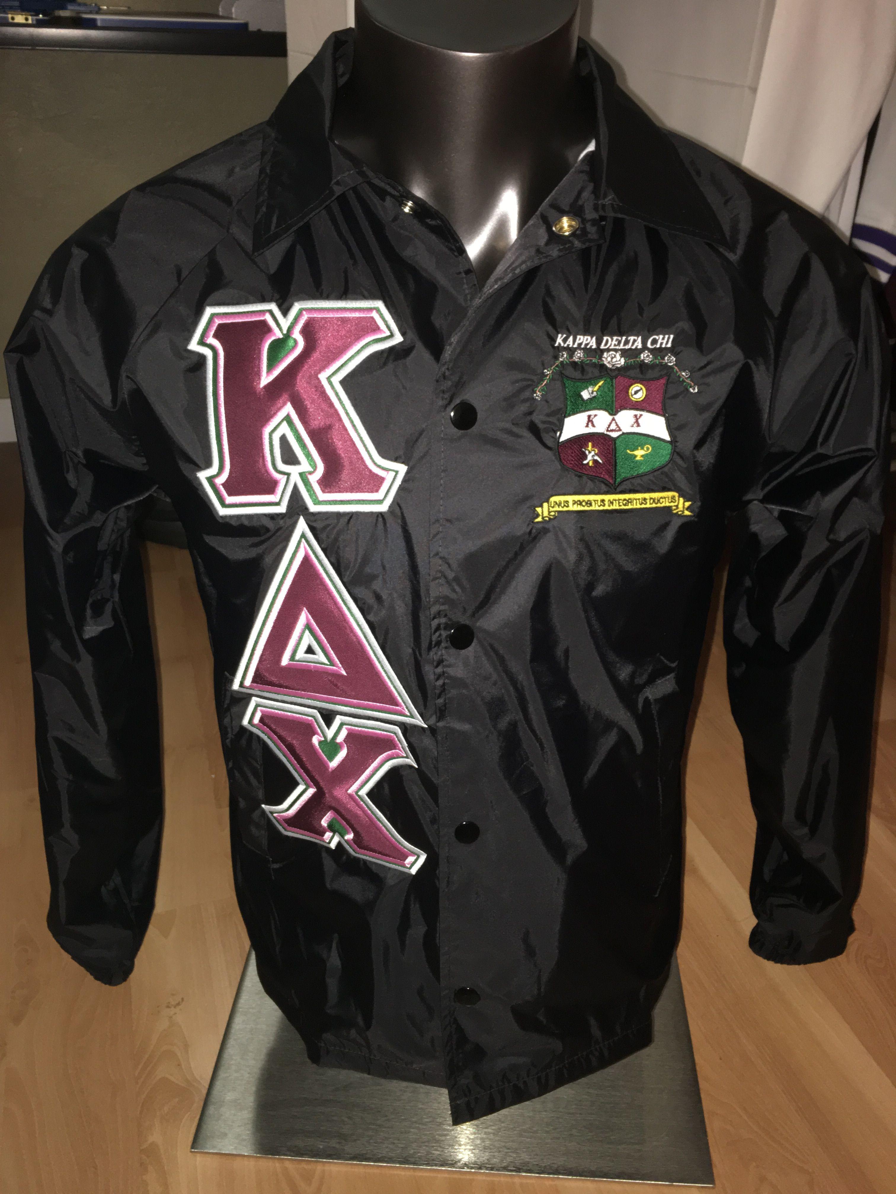 ae84ad4271 Kappa Delta Chi Line Jacket | Kappa Delta Chi | Kappa delta chi ...