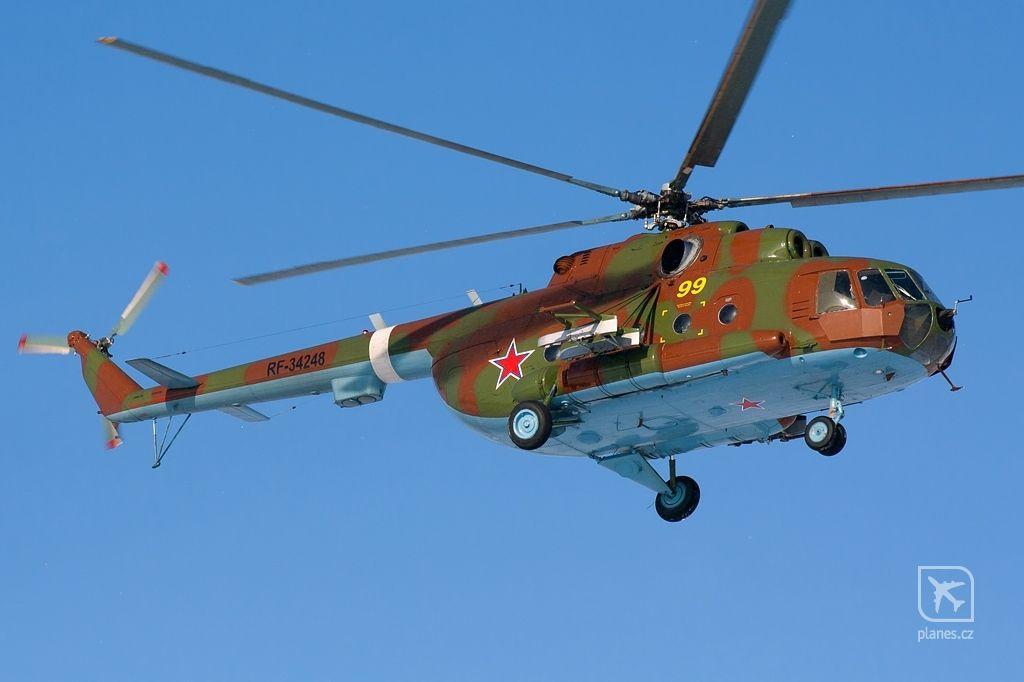 Mi-8   Russian Ministry of the Interior