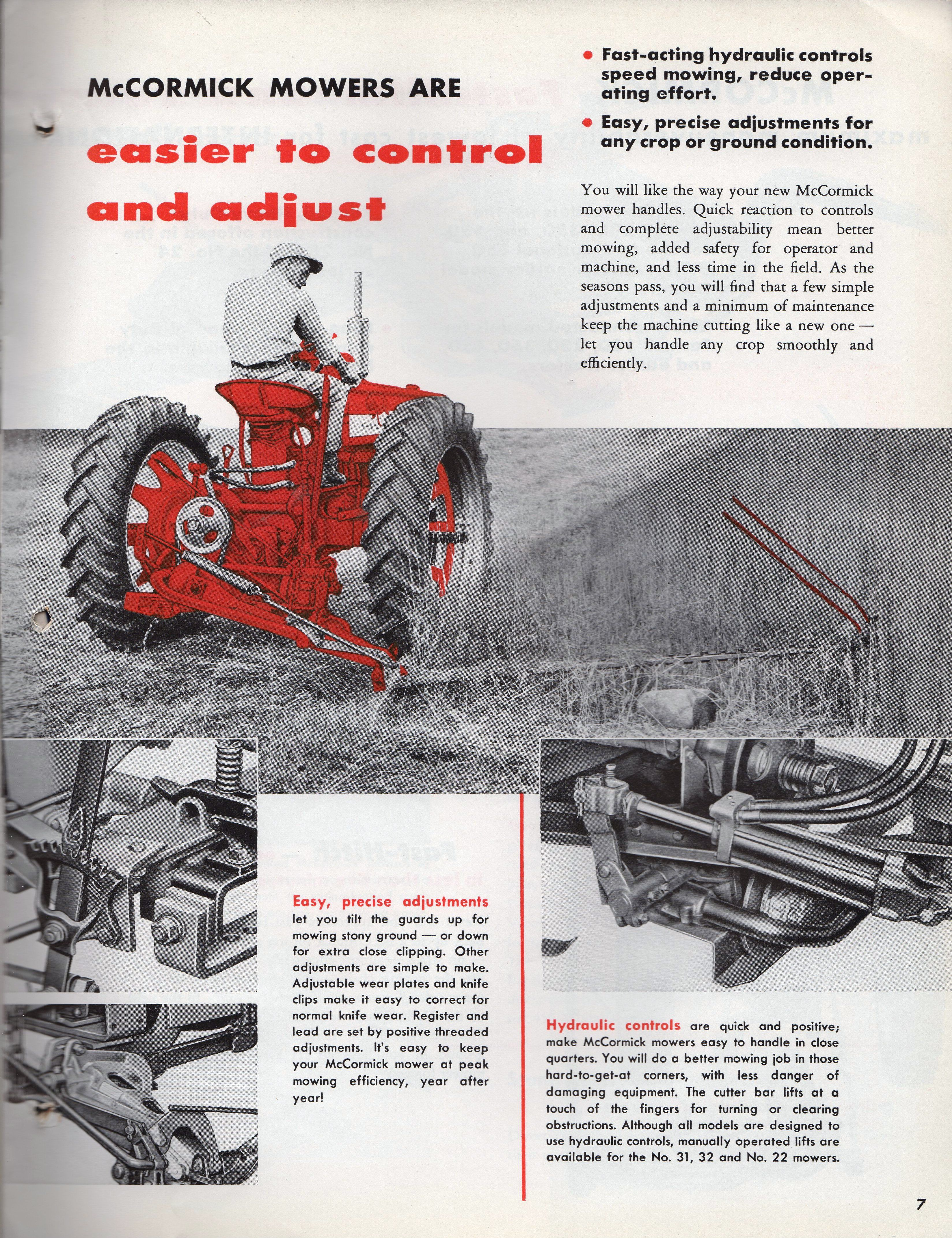 Pin By Brady Boy On International Harvester Advertising Old Farm