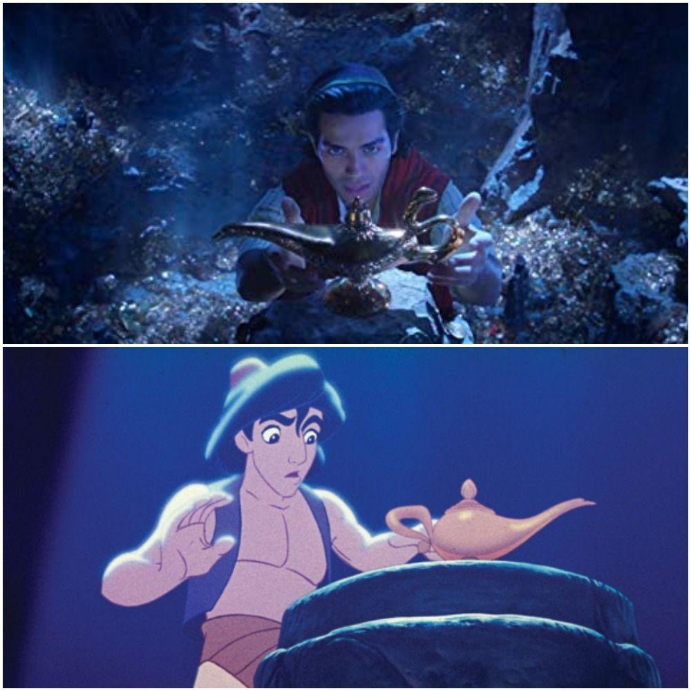 Genie Lamp Replica Aladdin Lampada Magica Aladdin Lampada