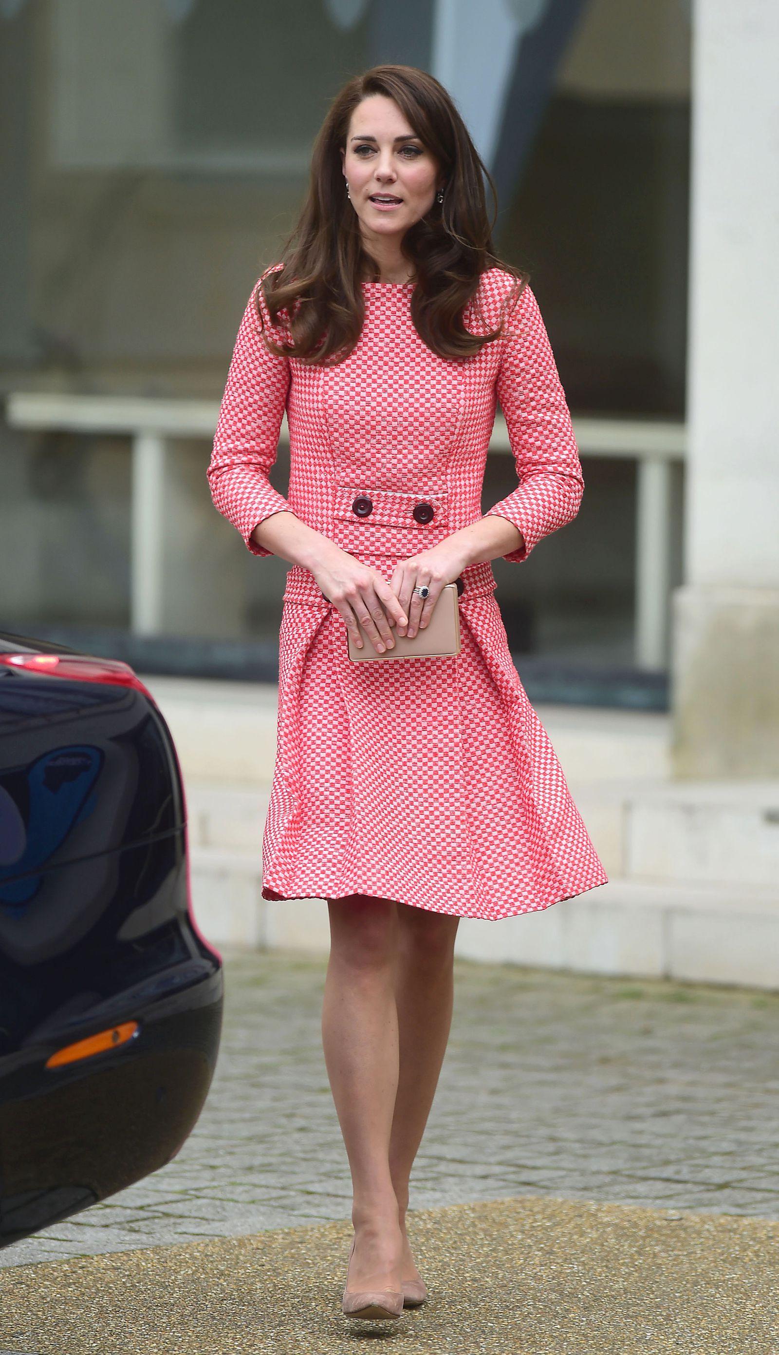 Kate Middleton Just Wore Her Best Maternity Dress—Again | Pinterest