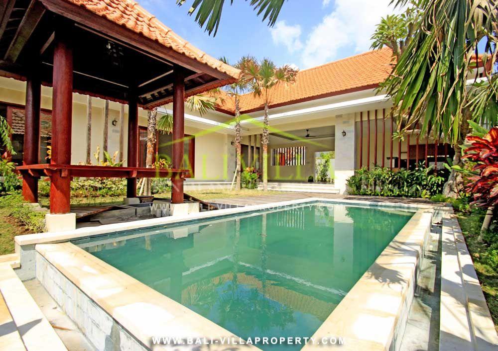 Bali Long Term Villa Rental Bali Villa For Rent Berawa 1 Storey 3 Bedrooms 3 Bathrooms Area 400 Sqm Build Size 300 Sqm P Villa Rental Villa Maids Room