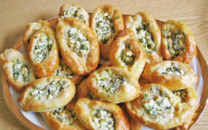 Photo of Sheep cheese rolls • The perfect party snack – omoxx