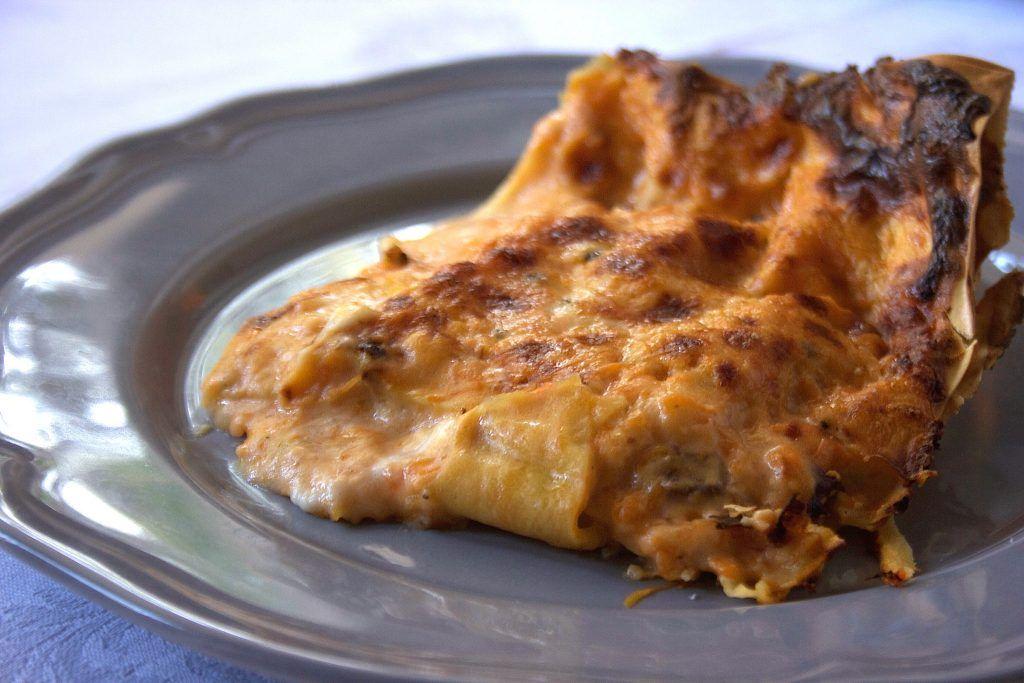 Lasagne Alla Zucca Bimby Tm31 Tm5 Lasagne Nel 2019