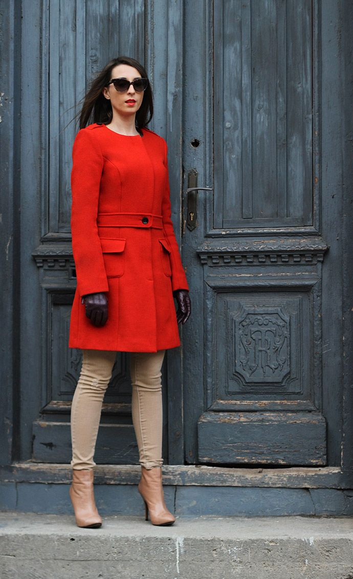 78 Best images about Red coat on Pinterest | Wool Military style