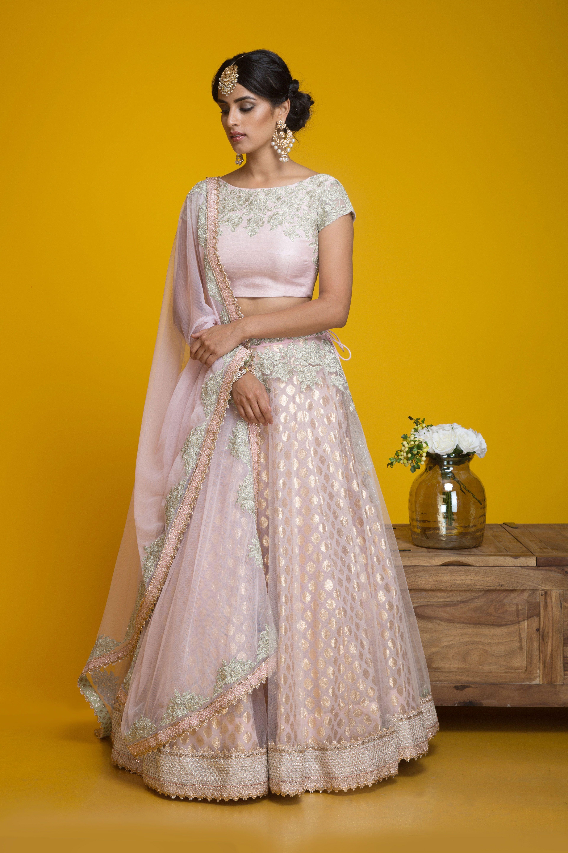 Pink dress to wear to a wedding  Pin by sheetal srinivas on wedding  Pinterest  Bollywood jewelry