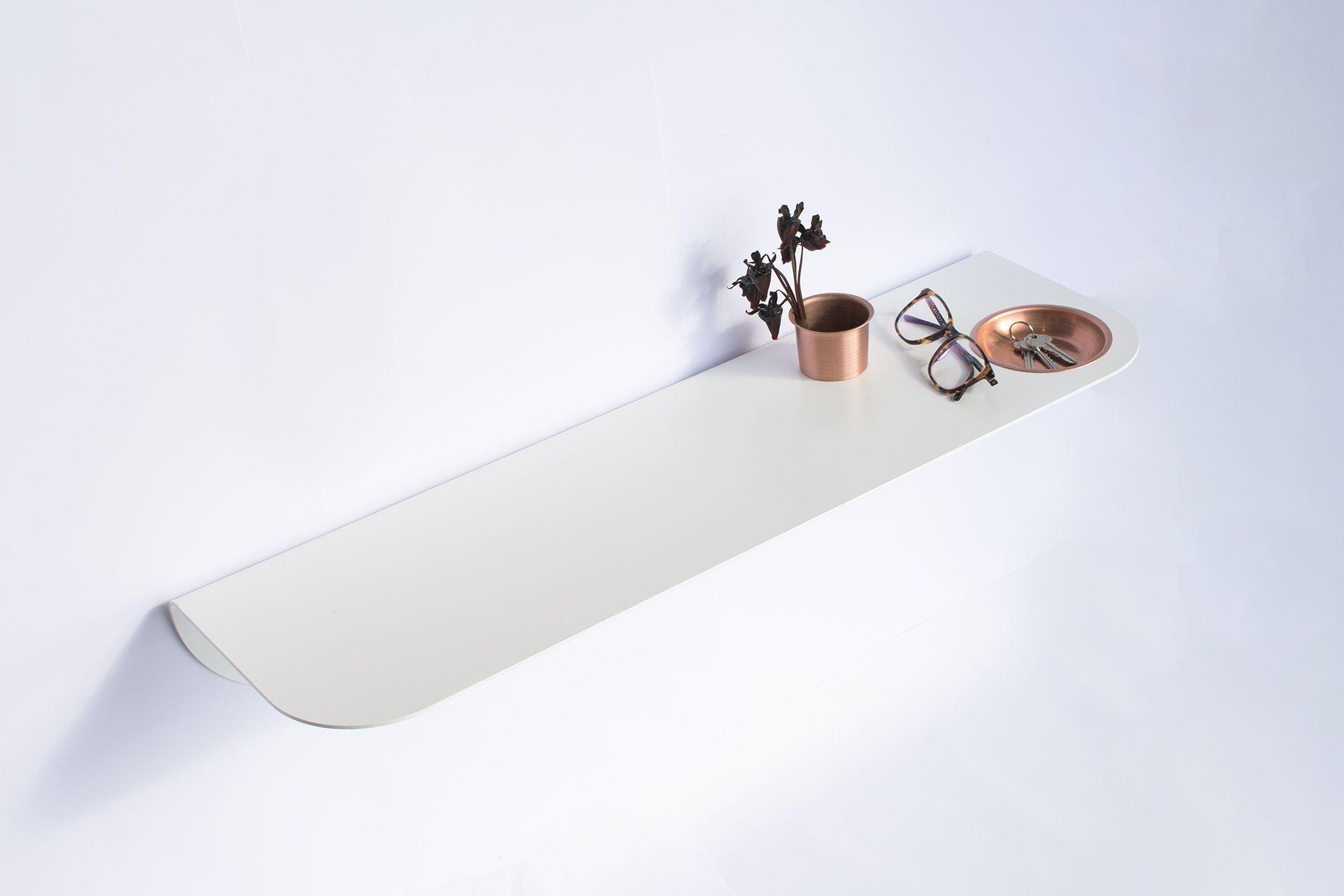 Led Schlafzimmerlampe ~ Curve wall shelf rowan jackman design design pinterest