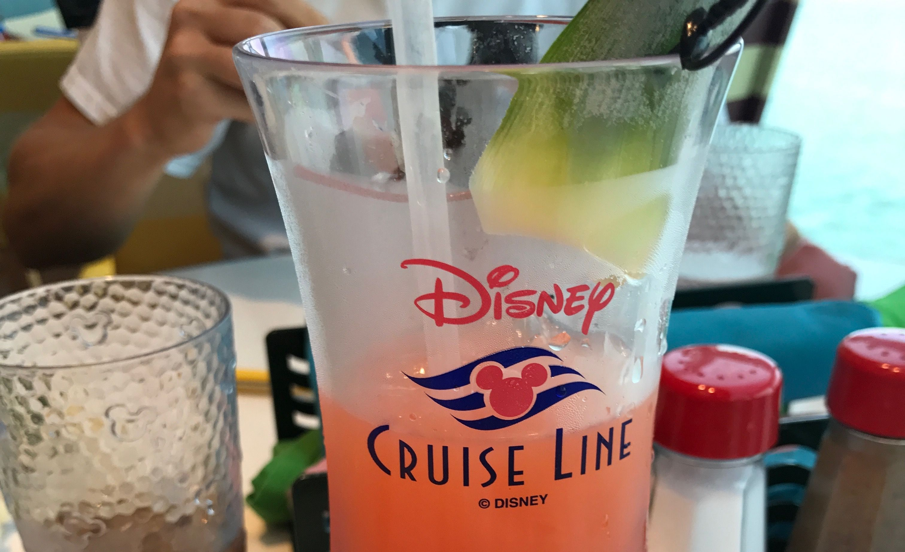 Food And Drinks On A Disney Cruise