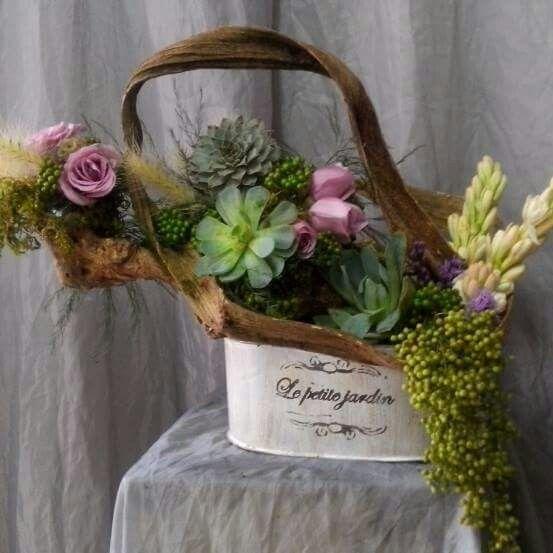 Diseño floral ecologista