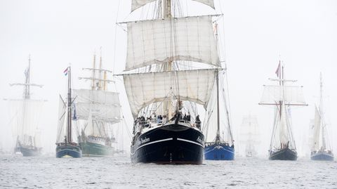 West Harbour users should be prepared for temporary changes to traffic arrangements around Hietalahti as a majestic fleet of tall ships sails into town. The Tall Ships Races take place from July 17 - 20.