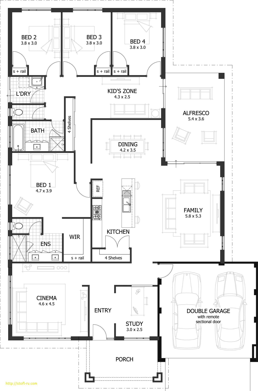 Economical Family Home Plans Modern Style House Design Ideas Houseplans Homeplans House Homefloorplans Hou Denah Rumah Denah Lantai Denah Desain Rumah